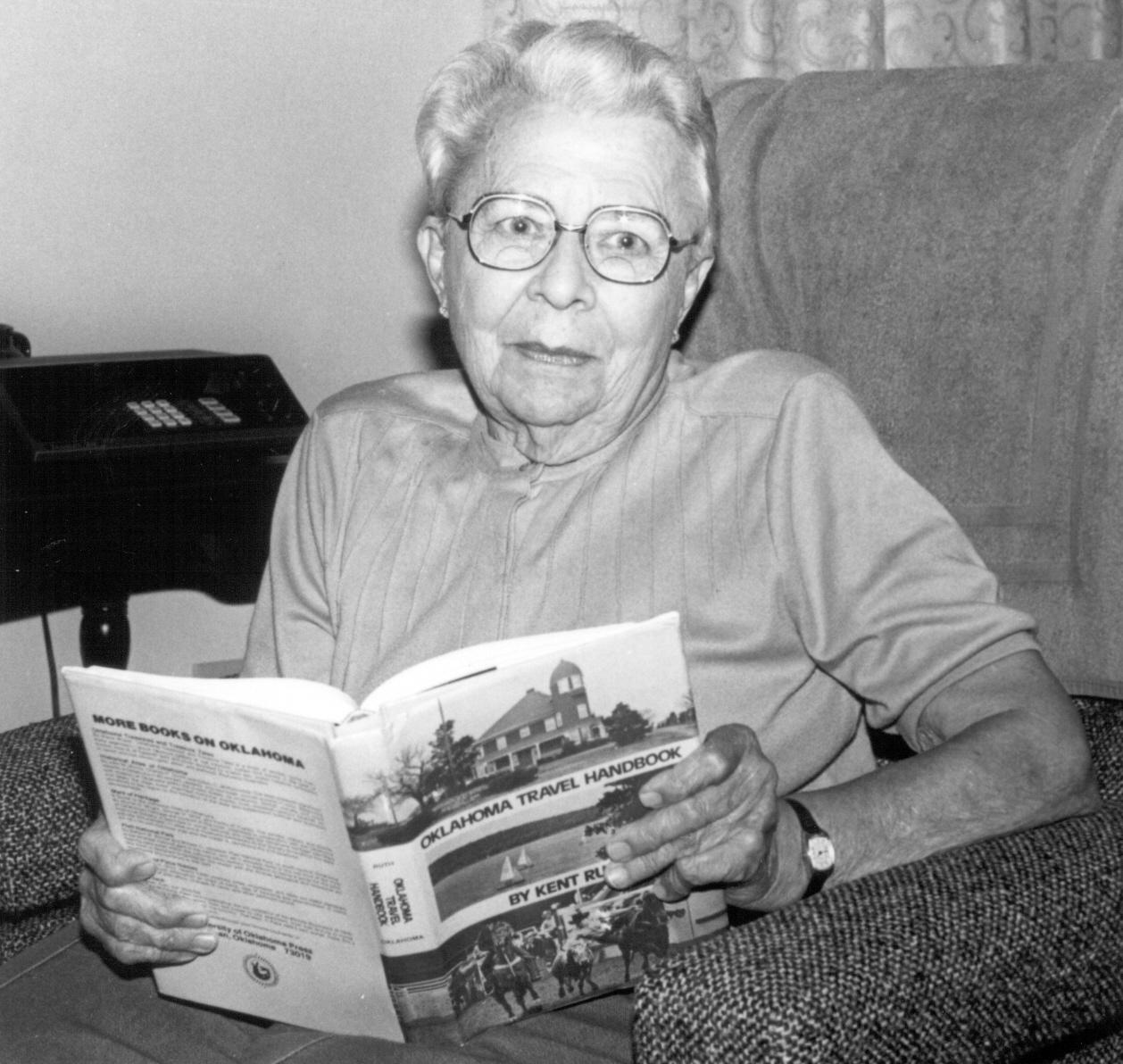 Lucille Lake Burris, teacher and philanthropist