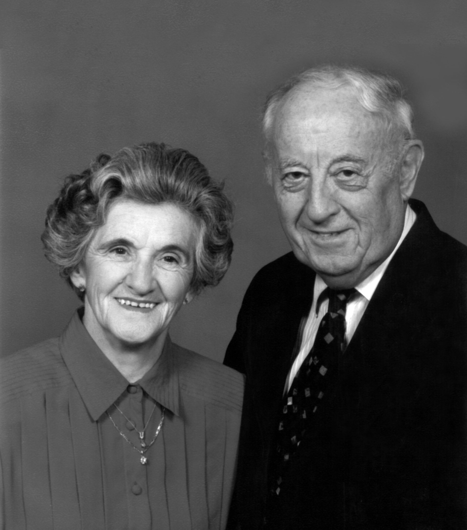 Mary and Eric Williams