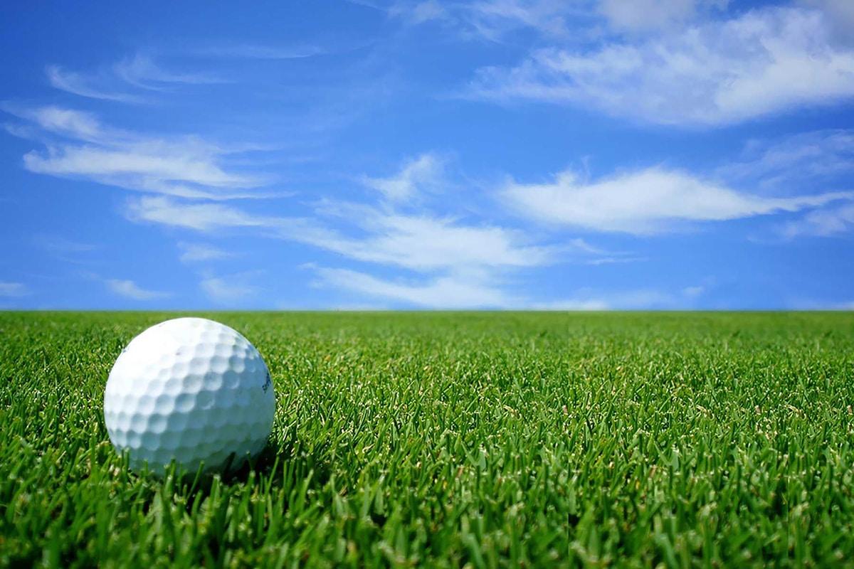 Golf Ball EventsPage