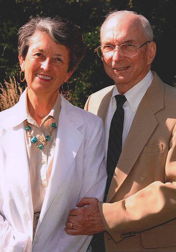 Lynn and Joe Hughes